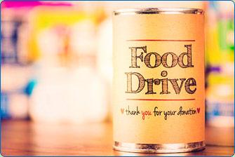 2017 food drive clip art